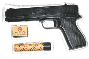 Picture of Air Pistol BLANCA