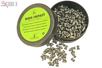 Picture of Dome Shaped High Impact .177 Calibre Air Rifle And Pistol Pellets