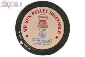 Picture of Air Gun Pellet Dispenser For 5.5 / 4.5 Caliber Pellets