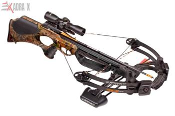 Picture of BCX Barnett Buck Commander Extreme CRT 365 Compound Crossbow Kit