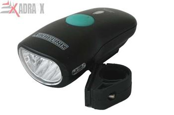 Picture of Bicycle Headlight Dashing Black