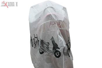 Picture of Bicycle And Motor Bikes Cover