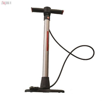 Picture of Alloy pump with Meter For Bikes, Cycles And Inflatable Balls