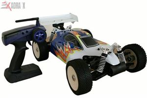 Picture of 1/8 Scale Nitro Engine RC Off Road Buggy