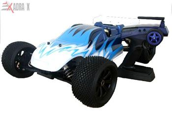 Picture of 1/8 Scale RC Nitro Engine Off Road Truggy