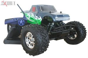 Picture of 1/8 Scale Rc Electric Monster Truck