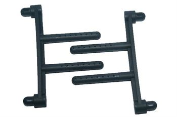Picture of Body Mount Posts of 1/8 Scale Monster Truck Car