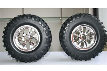 Picture of Tyres for 1/8 Scale Monster Truck Car