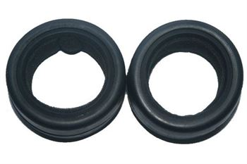 Picture of Tires and Inserts for 1/8 Scale Drift Car
