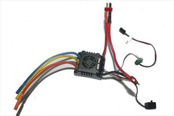 Picture of Brushless ESC of 1/8 Scale Buggy Car