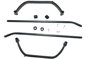 Picture of 450 Metal and Plastic Landing Skid
