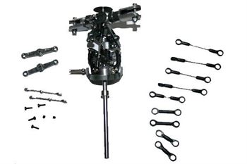 Picture of Heli 450 Rotor Head Assembly