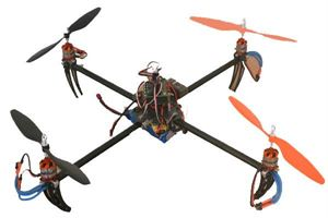 Picture of Radio Controlled KKR Quadcopter 450 Carbon Fibre Frame
