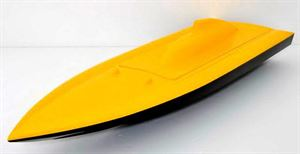 "Picture of 25.5"" RC EP Deep-Vee Ocean Force Epoxy Racing Boat"