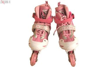 Picture of AdraxX Adjustable Inline Skates for Teen Girls