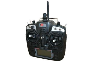 Picture of 9 Channel Radio Set (Rx-Tx) Fly Sky with Modem
