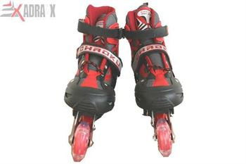 Picture of AdraxX Adjustable Inline Skates for Teens
