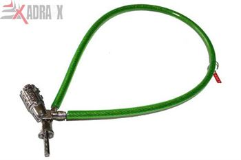 Picture of Bicycle Safety Steel Chain with Number Lock