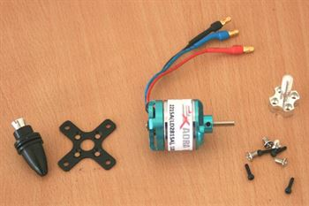 Picture of 2215A (LD2815A), 1200KV Motor