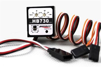 Picture of HB730 Digital Tail Gyro For Helis