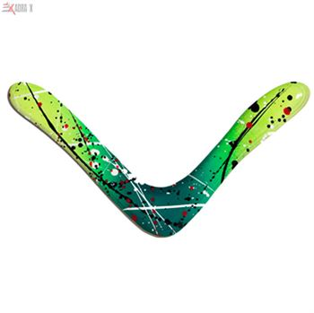 Picture of Blue Angel Wood Boomerang For 8-Years-Kids To Adults