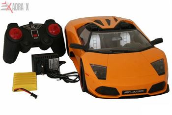Picture of 1/10 Convertible Sports car Full function RC Car Model GF-4755