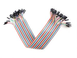 Picture of Adraxx Jumper Wire Male to Female Set of 40 Wires