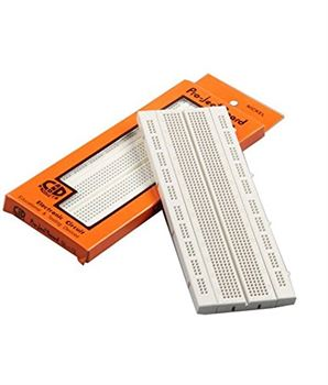 Picture of Adraxx 840 Points Solderless Breadboard for Prototyping for DIY