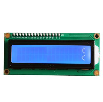 Picture of Adraxx HD44780 16 x 2 LCD module DIY General Microcontroller projects