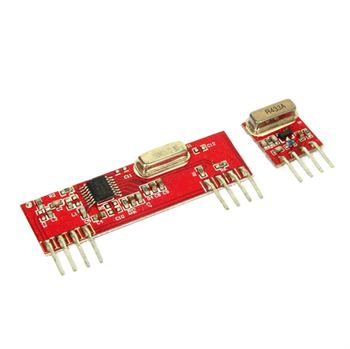 Picture of 433Mhz RSI Wireless Transmitter Receiver RF Module