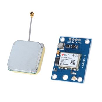 Picture of Ublox NEO6MV2 GPS Module Aircraft Flight Controller For Arduino