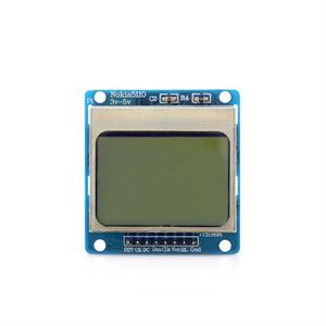"""Picture of 1.6"""" Nokia 5110 LCD Module w/ Blue Backlit for Arduino"""