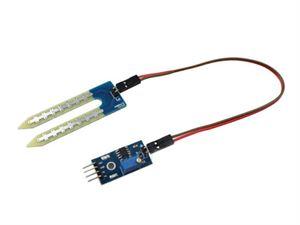 Picture of Soil Moisture Sensor, Soil Humidity Sensor, Water Sensor, Soil Hygrometer Detection module for Arduino