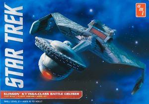 Picture of AMT 1/537 Star Trek Klingon K'tings