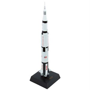 Picture of AMT USA 1/200 Scale Saturn V Rocket Plastic Model Kit