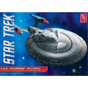 Picture of AMT USA 1/1400 Scale Star Trek U.S.S. Enterprise NCC-1701-E Plastic Model Kit